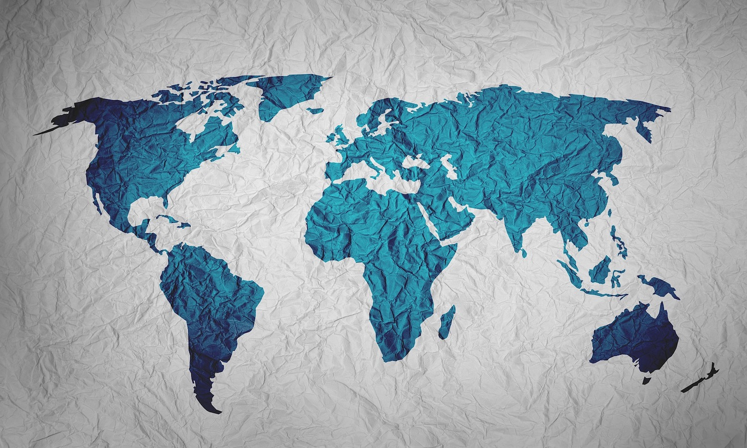 Rejoice Church Missions Map of the World