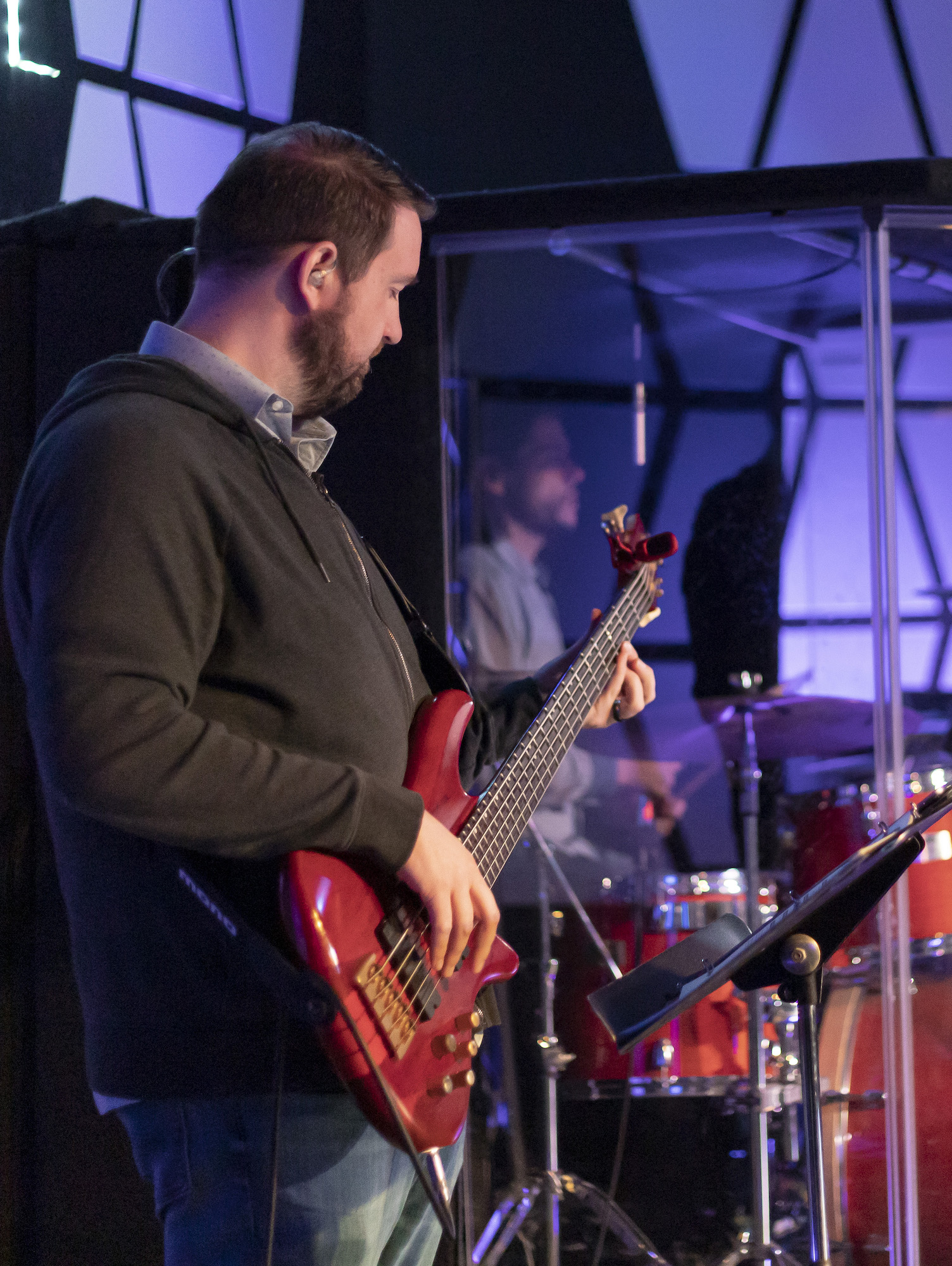 Rejoice Church Worship - Bass Player