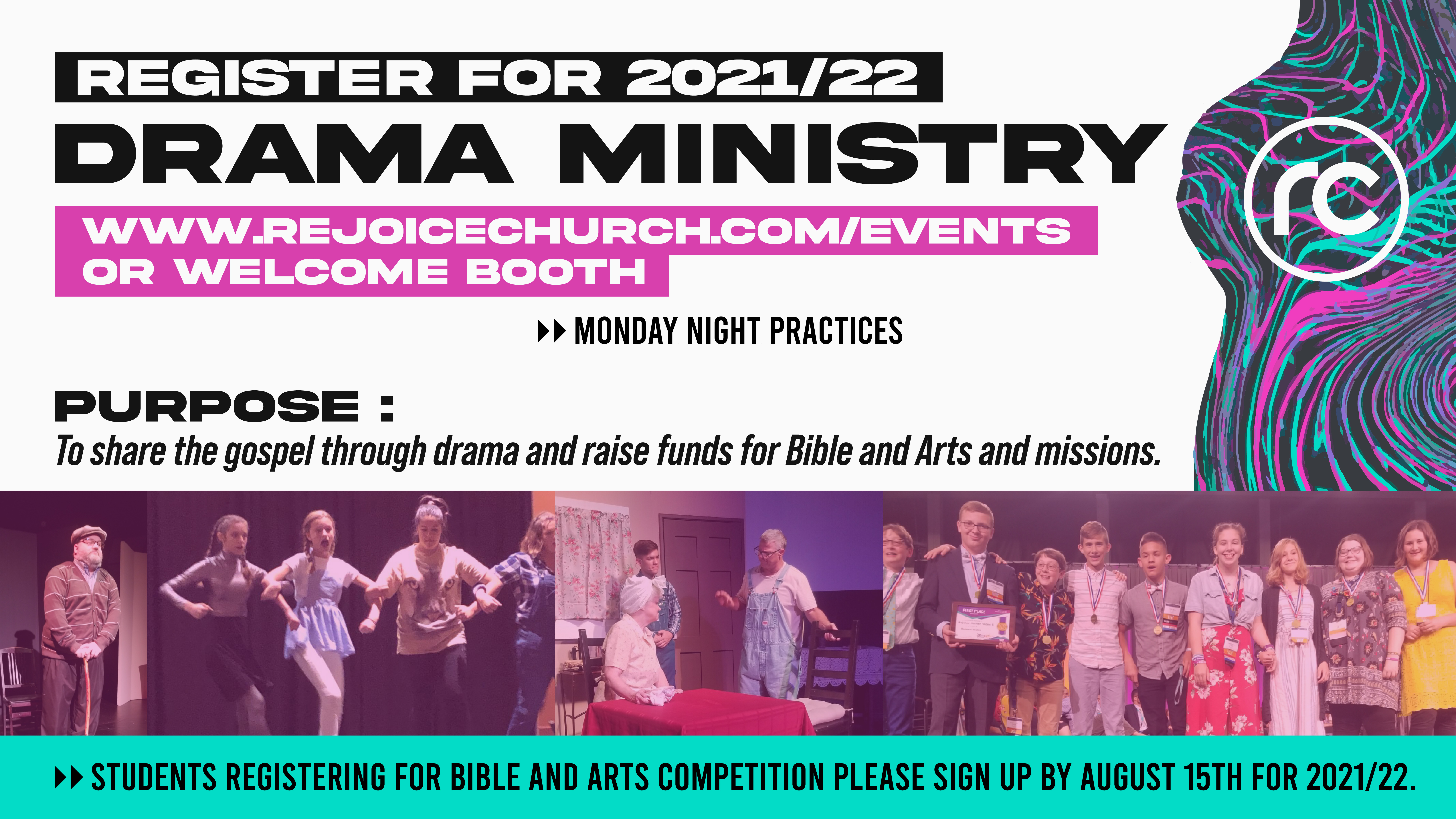 Bible & Arts Competition