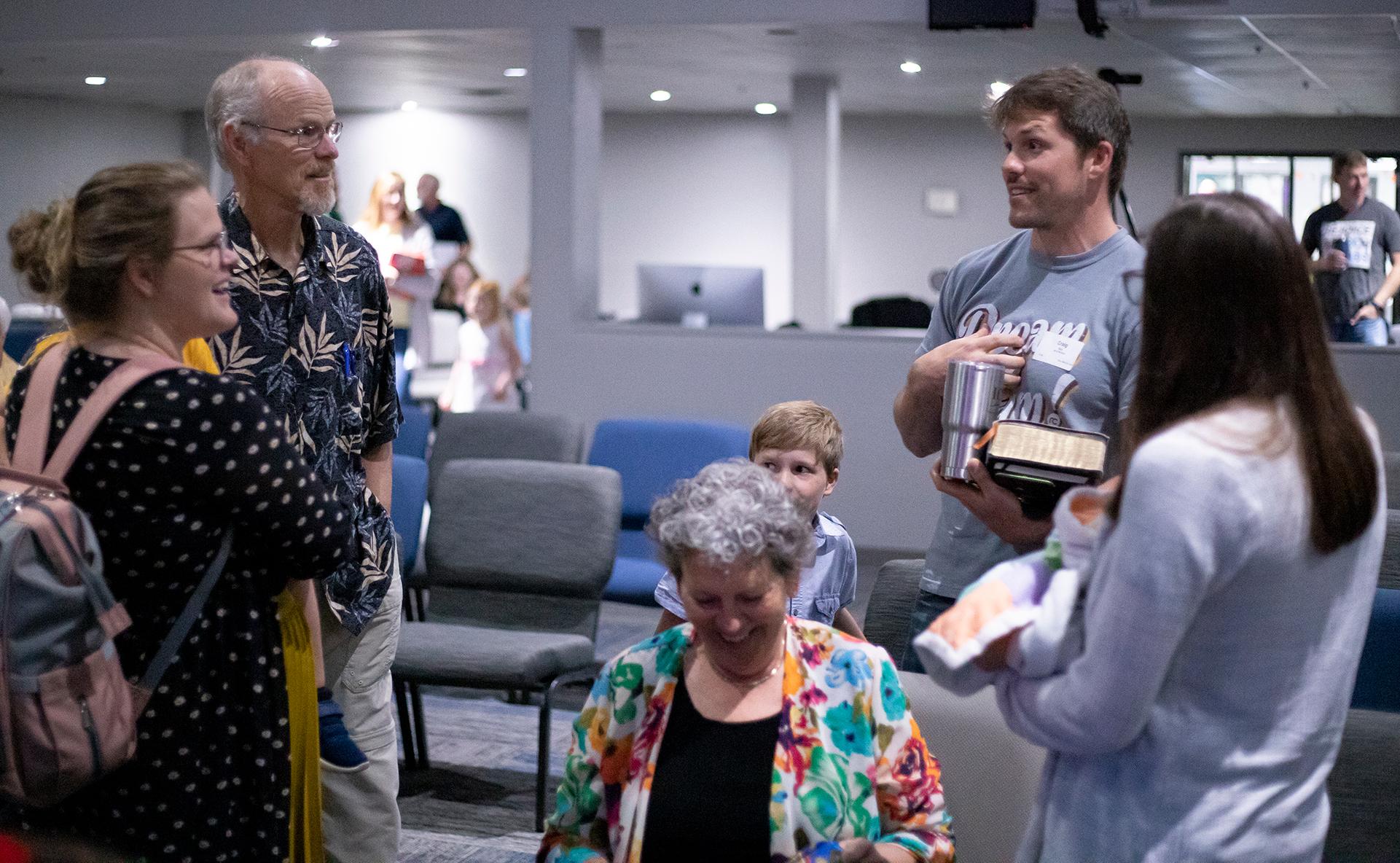 Rejoice Church Family Belongs